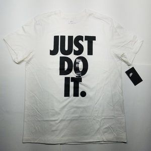 'Just Do It' Nike Active Mens T-Shirt Large L